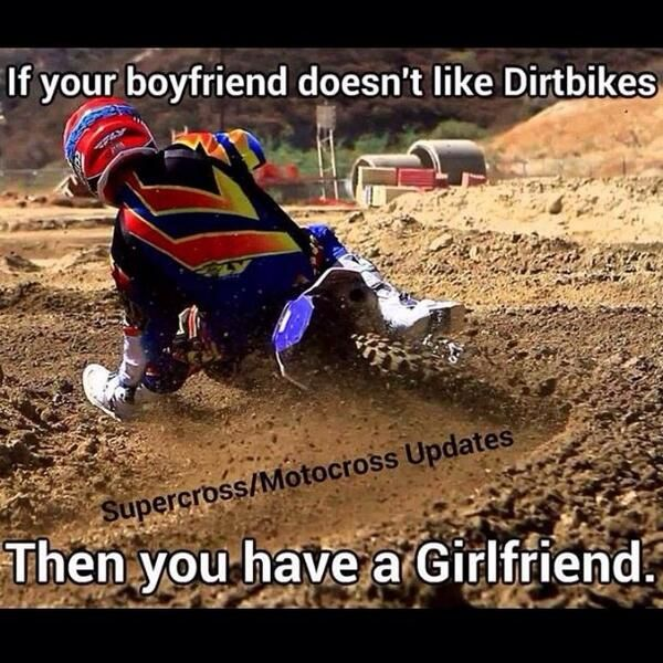 Dirt Bike Quotes: Dirtbike Memes - Google Search