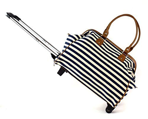 Classic Nautical Wheel Duffel Travel Duffel Overnight Carry On NS7000W >>> Be sure to check out this awesome product.