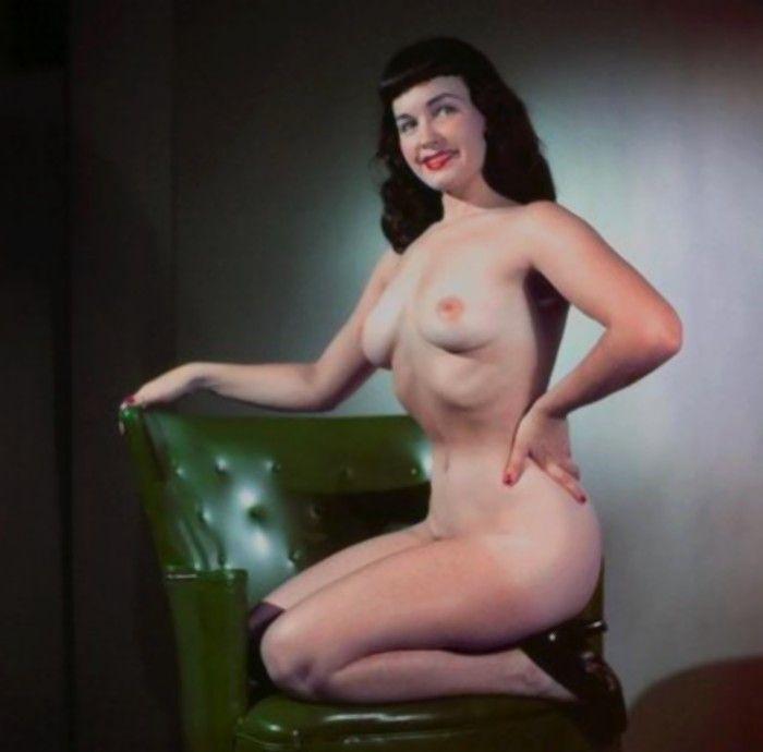Bettie page porn pics