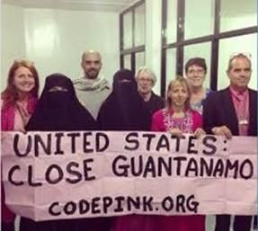 """Breaking: Far Left Code Pink """"Peace"""" Activists Linked to Second Al-Qaeda Group in a Week"""