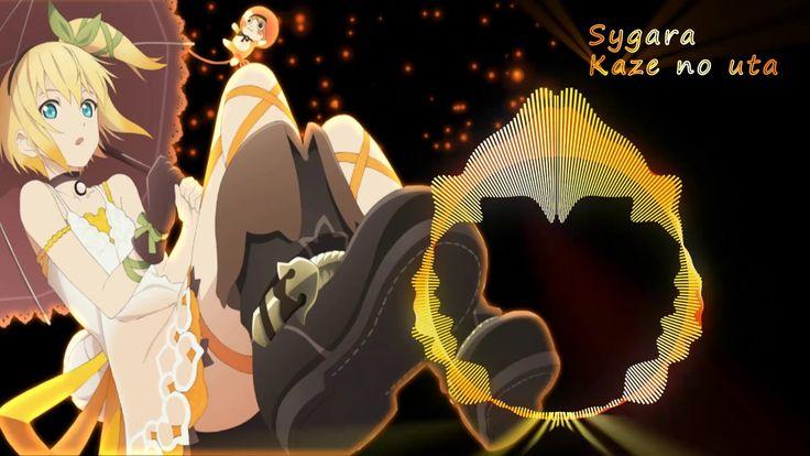♪ Nightcore ♪ Flow- Kaze no uta (Tales of Zestiria the X OP)