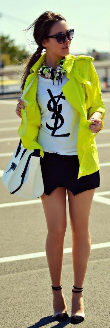 gorgeous neon sadies outfits song