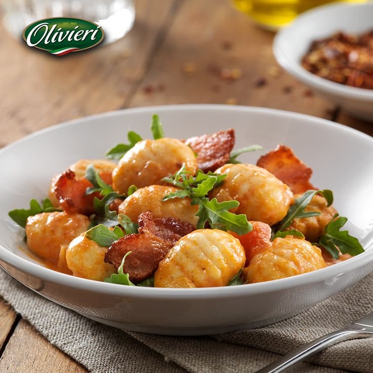 Tonight, indulge with the ultimate gnocchi recipe. Made with fresh quality ingredients, there's nothing better than its exquisite taste to delight a winter night! Delizioso!