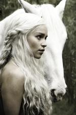 Daenerys Targaryen - Dothraki Khaleesi  - Game of Thrones