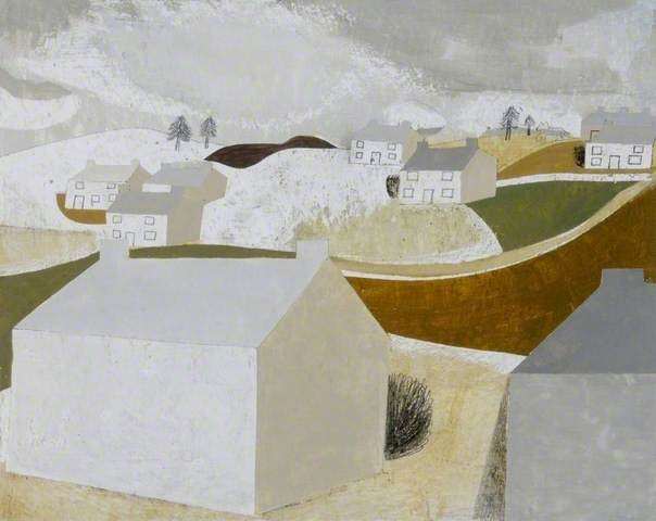 I'm falling in love with Ben Nicholson