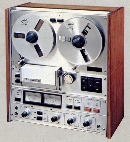 OTTO/SANYO RD-9500D  1974