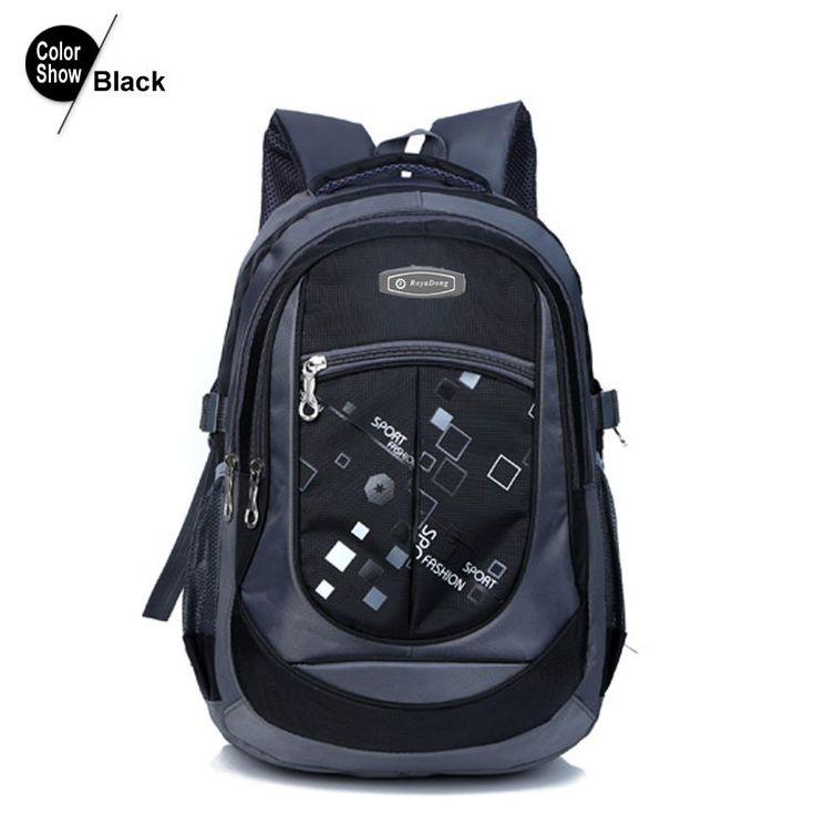 RoyaDong Large School Bags for Boys Girls Children Backpacks Primary Students Backpacks Waterproof Schoolbag Kids Book Bag