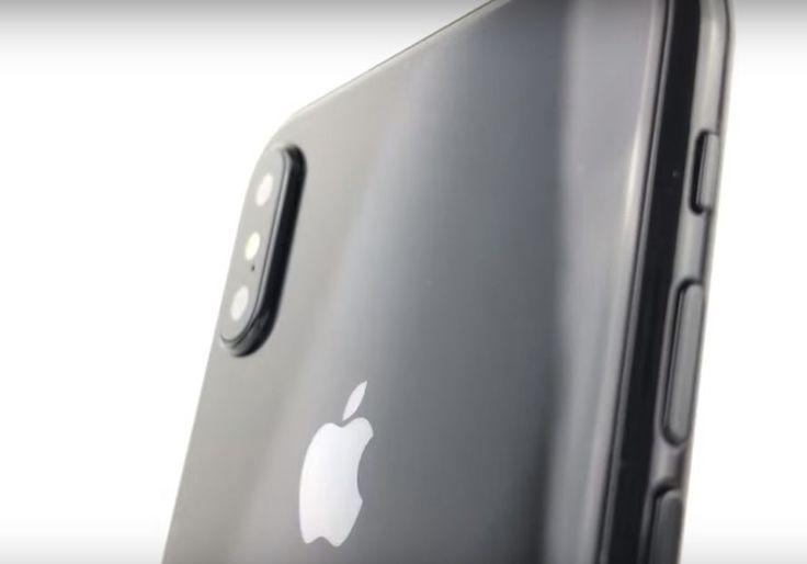 Arriva il nuovo #iPhone8 in commercio x fine estate, vi piace? http://www.noirsolutions.net/recensioni-smartphone/recensione-smartphone-iphone-8-ricarica-wireless/