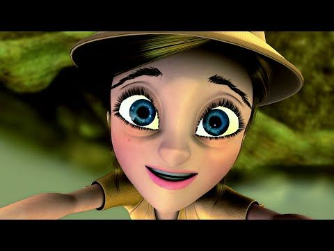 Los Ilusionautas. Dibujos animados infantiles en español disney. Peliculas completas para niños - YouTube