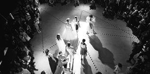 Backstage de moda chilena