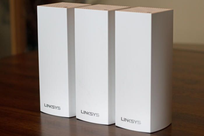 Linksys Velop Wi-Fi mesh router review: performs better than Google Wifi, worse than Eero when used with 1 or 2 nodes, has strong feature set but is expensive