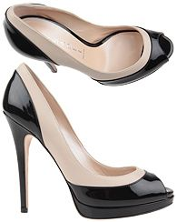 Could never wear that heel or even have a place to wear them but still love them...