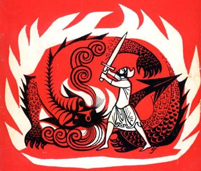 beowulf dragon keeping - Google Search