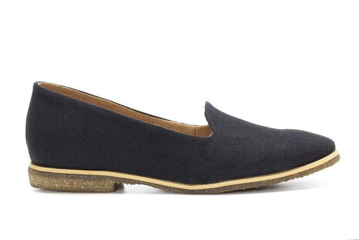 Use Ahimsa - Jazz Loafer Black