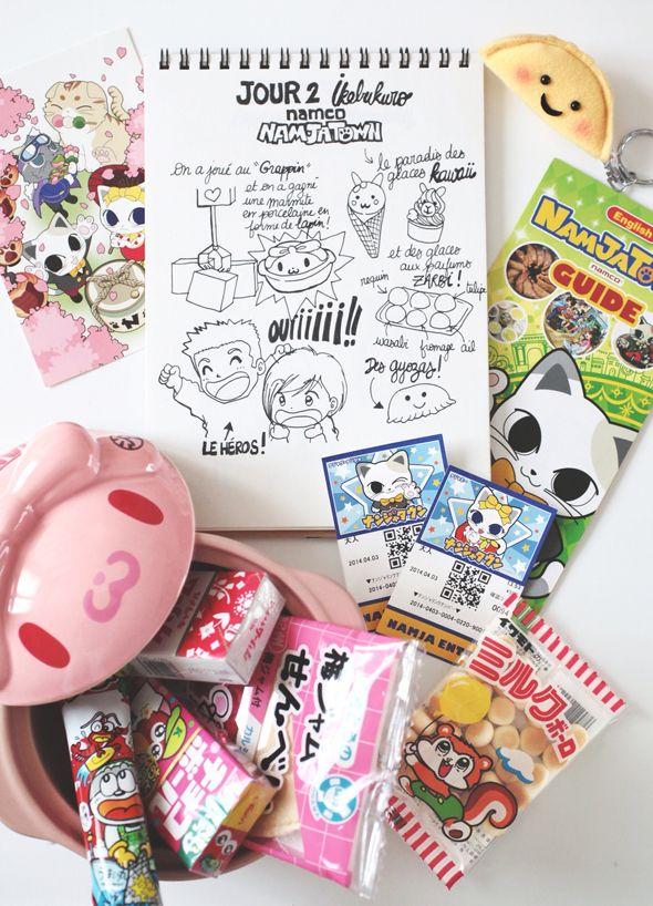Blog mode | Le monde de Tokyobanhbao: Blog Mode gourmand Day 2: Namco Namjatown