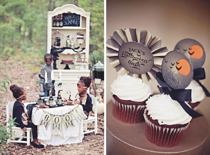 10 best images about Alexander\u0027s first birthday ideas on Pinterest - haunted forest ideas for halloween