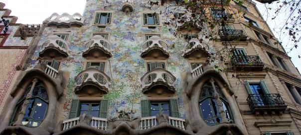 #barcelone #barcelona #барселона #чтопосмотреть #достопримечательности #гауди #домбальо Дом Бальо в Барселоне. Дом Бальо в Барселоне | Барселона10 - путеводитель по Барселоне