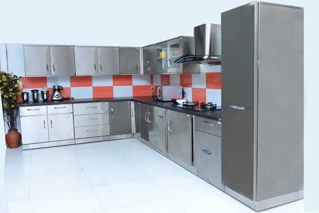 Beth kitchens 39 has a versatile range of indian style for Latest modern kitchen design in india