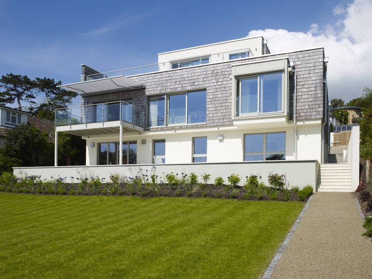Und komfort wichtig dann werft einen blick auf diese flachdach villa