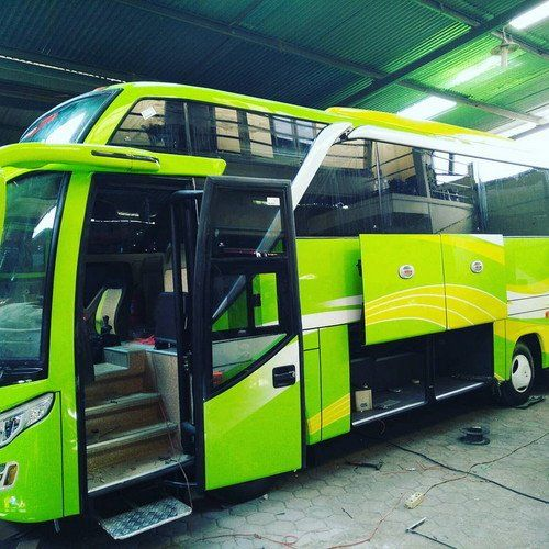 Sewa Bus Wisata Jogja Terbaru
