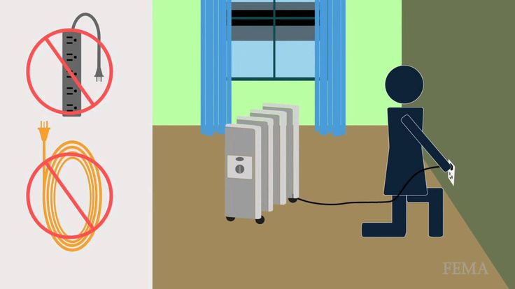 This video produced by FEMA covers basic portable heater safety tips to keep you family safe during the winter months. www.mcservice.com