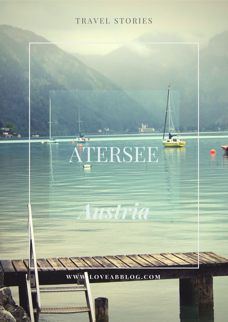 I love this place! When you catch a good term, you can feel absolute peace and quiet. Austria - Salzkammergut - paradise on Earth in Travel Stories...