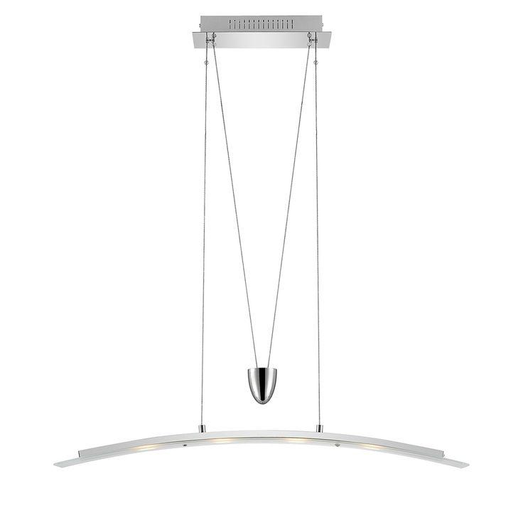 EEK A+, LED-Pendelleuchte Patricio - Metall / Glas, Globo Lighting Jetzt bestellen unter: https://moebel.ladendirekt.de/lampen/deckenleuchten/pendelleuchten/?uid=67b72e54-66f0-5e55-8ea0-cd8eb443e1f0&utm_source=pinterest&utm_medium=pin&utm_campaign=boards #deckenleuchten #pendelleuchten #lampen #innenleuchten #globo #lighting