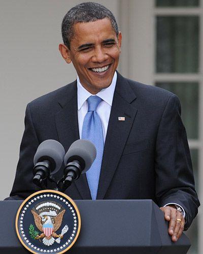 Barack Obama  haute couture | Barack Obama, neue US-Präsident war schon als Kind ein Strahlemann
