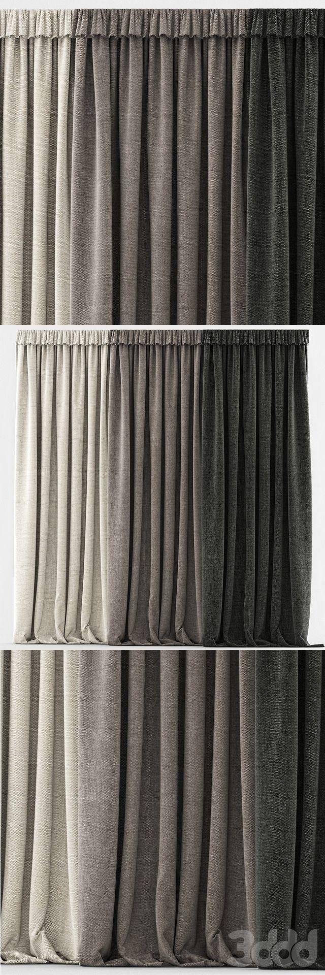 Curtains Fabric 2
