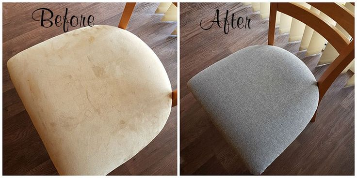 Chair covering easy