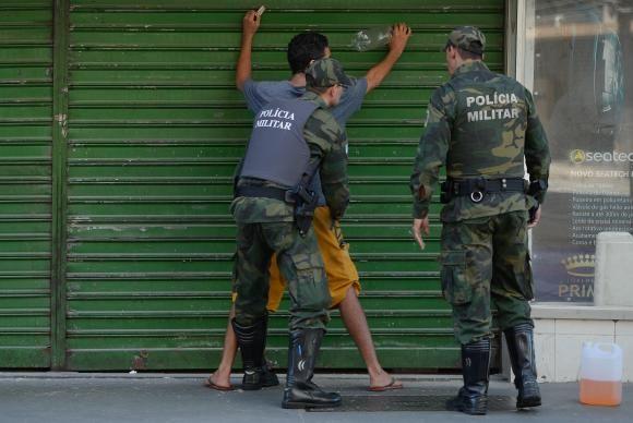 Cerca de 600 policiais militares voltam ao trabalho no Espírito Santo