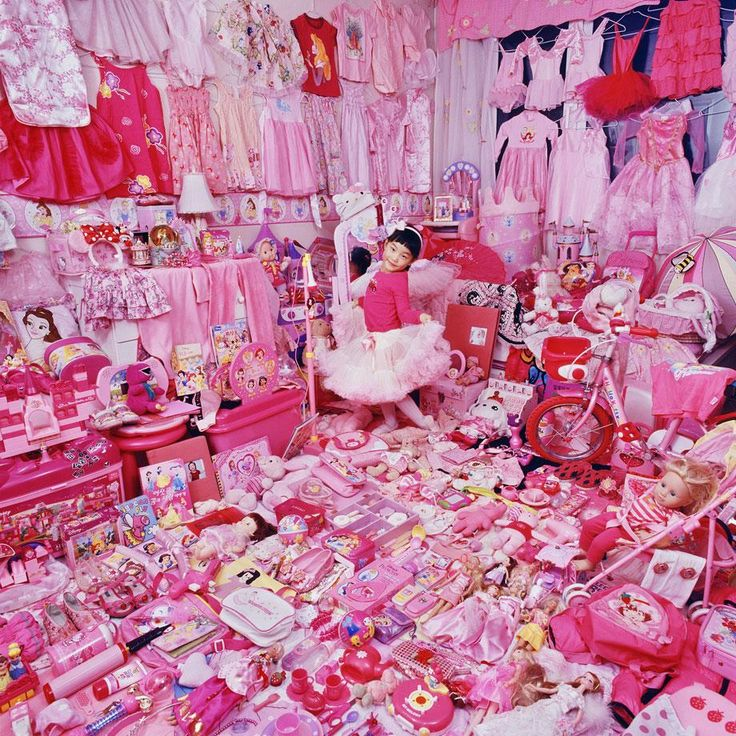 In Kids' Rooms, Pink Is for Girls, Blue Is for Boys  By David Rosenberg|Posted Tuesday, April 9, 2013, at 11:00 AM