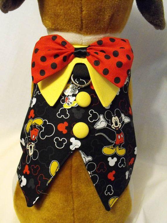 Mickey tuxedo by dressmeupscottie on Etsy