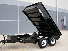 Dump trailers are not usually geared up with scissor hoist, yet in instance they do, you should see to it that it is sturdy. The scissor hoist supplies much better security when reducing or elevating the lots. It is additionally taken into consideration more powerful compared with the hydraulic cyndrical tube. For More Information visit http://www.fbtrailers.com/all-inventory/dump-trailers
