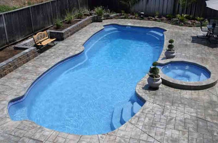 Fiberglass pools for sale -  #For Check more at http://wwideco.xyz/fiberglass-pools-for-sale/