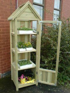 great little greenhouse