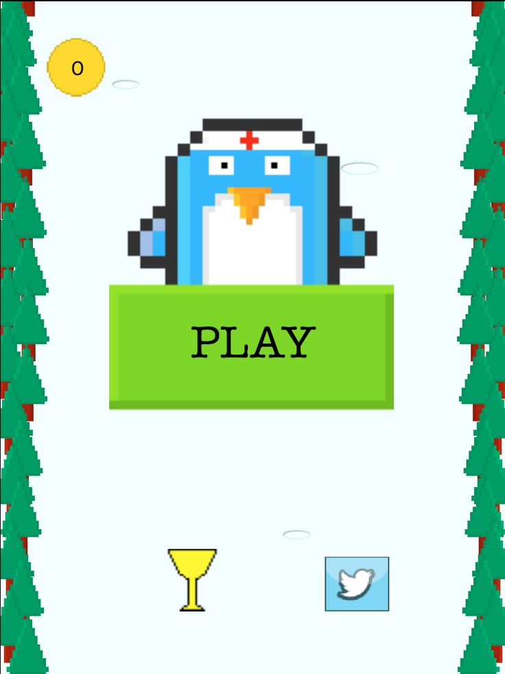 Snow Roll Gamesalad Template | Game Pro Market