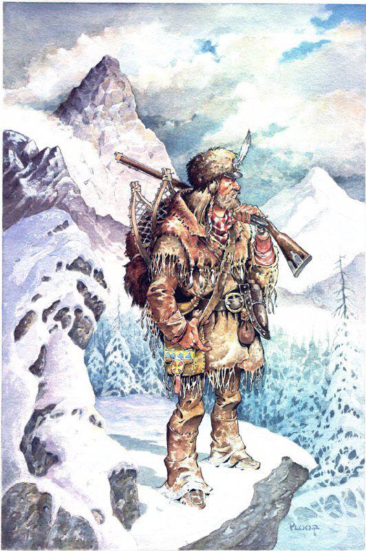 512 Best Mountain Men Images On Pinterest Mountain Man