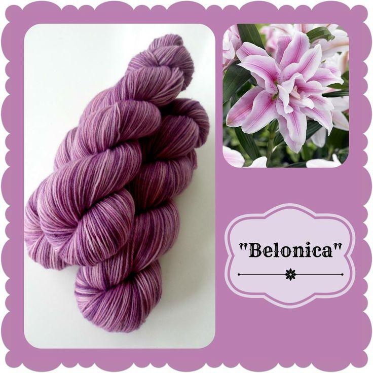 Beloncia - Dutch Flowers   Red Riding Hood Yarns