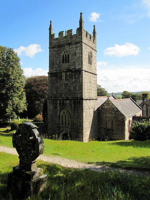 ST HYDROC: Lanhydrock, Cornwall.