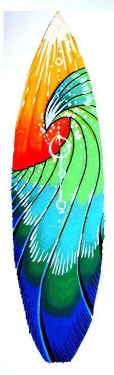 New surfboard design 6 by ~planker on deviantART