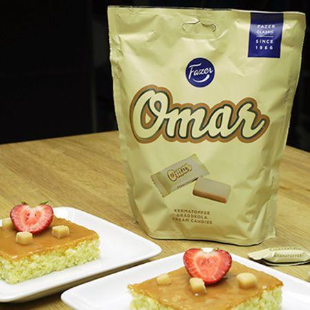 Näin tuunaat mokkapalat Omareilla.