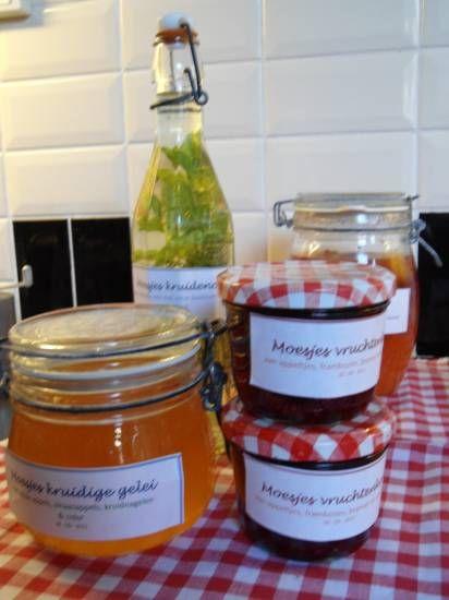 Kruidige Appelgelei Met Cider En Sinaasappel recept | Smulweb.nl