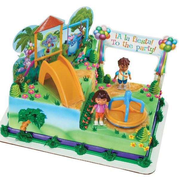 Publix Dora Cake