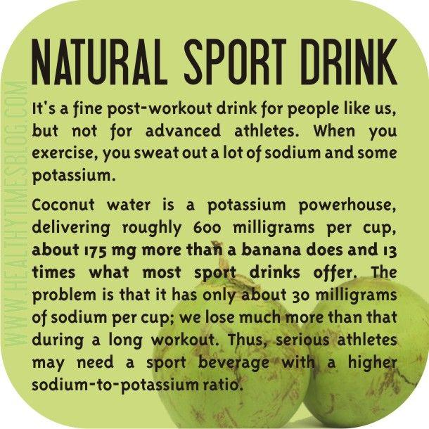 Natural Sport Drink
