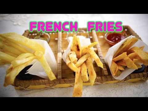 French Fries - Dosatopizza