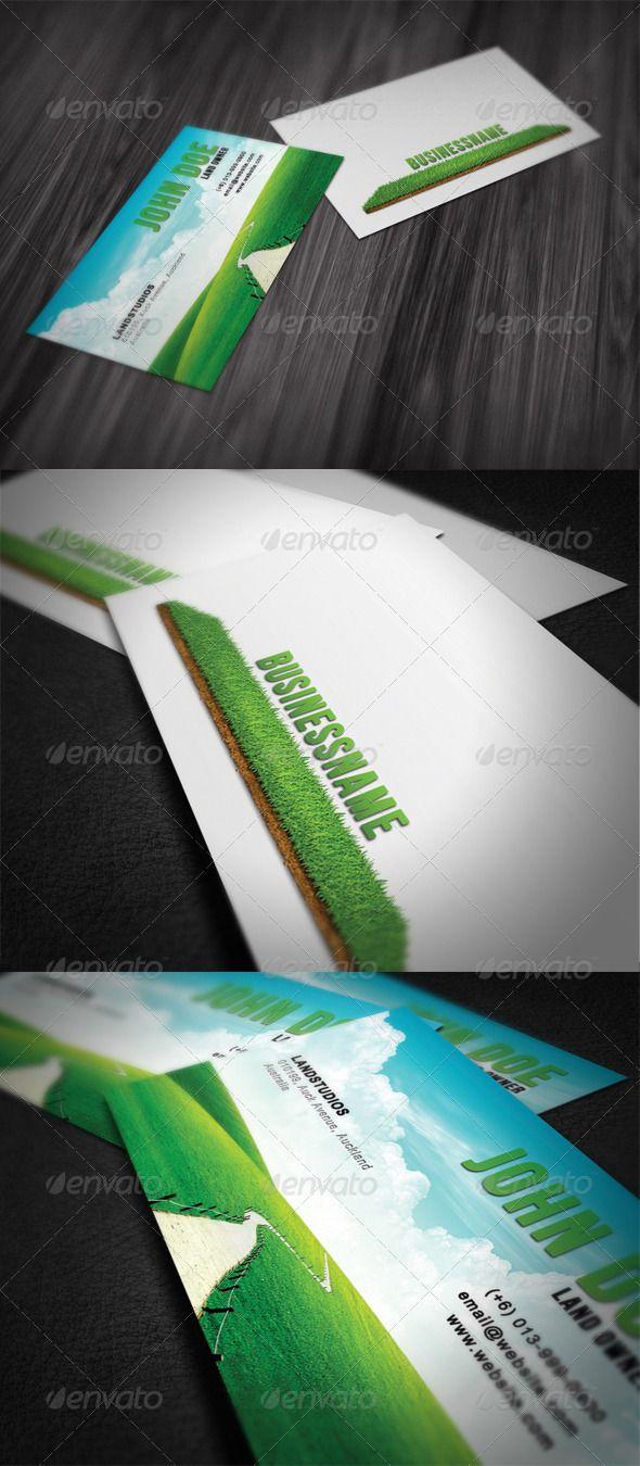 95 best print templates images on pinterest environment flyer green grass business card magicingreecefo Choice Image
