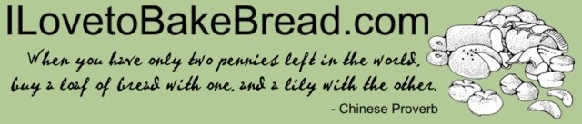 ILovetoBakeBread.com is the Bread Baking Headquarters of The Armchair Chef -- converting recipe sizes