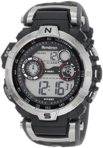 Armitron Sport Men's 408231RDGY Digital Watch https://www.carrywatches.com/product/armitron-sport-mens-408231rdgy-digital-watch/  #armitron #armitronallsport #armitronwatch-#armitron-#armitronwatches-armitronwatches #armitronwatches #men #menswatches - More Armitron mens watches at https://www.carrywatches.com/shop/wrist-watches-men/armitron-watches-for-men/ Check more at https://www.carrywatches.com/product/armitron-sport-mens-408231rdgy-digital-watch/