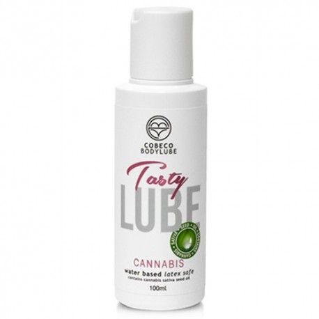 TASTY LUBE é um gel lubrificante à base de água. Indicado tanto para massagens como para relações sexuais. É ideal para os seus pequenos prazeres pessoais.